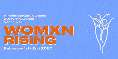 WOMXN RISING Conference tickets