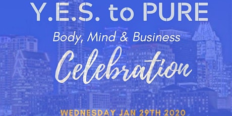 Y.E.S. to PURE ACTION CELEBRATION Yoga | Networking| Community Fun, YES! tickets