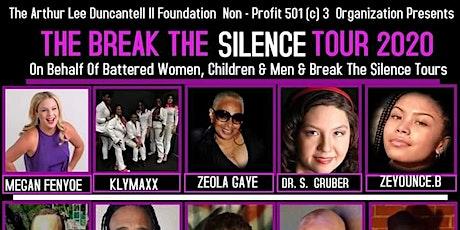 Break The Silence Tour 2020 tickets