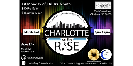 Charlotte on the Rise tickets