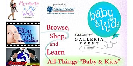 Kidslinked.com's Baby and Kids Galleria Event tickets