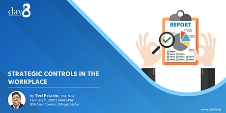 Strategic Controls in the Workplace tickets