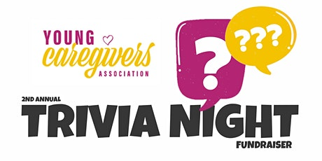 Young Caregivers Association Trivia Night 2020 tickets
