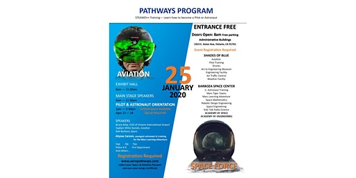 Pathways for Aviation & Space @ the Ontario International Airport