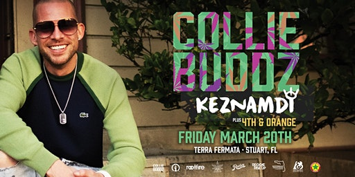 COLLIE BUDDZ, KEZNAMDI, and 4TH & ORANGE - STUART