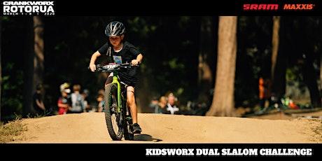 Kidsworx Dual Slalom Challenge - Crankworx Rotorua 2020 tickets
