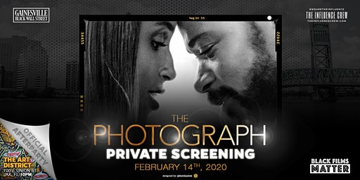 Black Films Matter: The Photograph Private Screening + Valentines Day Party
