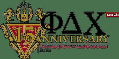 Phi Delta Chi BX 15th Anniversary Reunion tickets