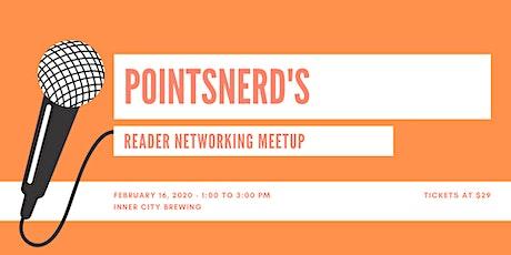 PointsNerd's Reader Networking Meeting tickets