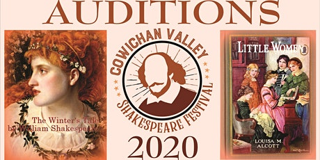 2020 Cowichan Valley Shakespeare Festival - AUDITIONS tickets