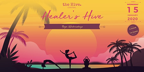Healer's Hive - Yoga Wednesdays tickets