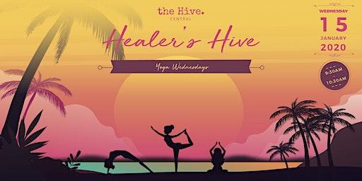 Healer's Hive - Yoga Wednesdays