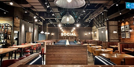 Speed Dating @ Sheppard & Yonge - Union Social Eatery  **WOMEN SOLD OUT** tickets