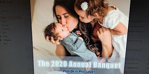 2020 Kamloops Pro Life Society Fundraiser Dinner