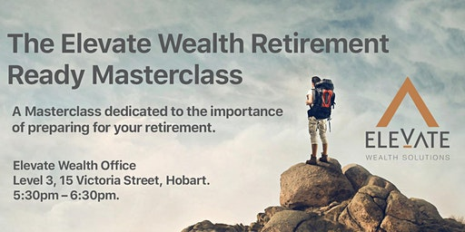 Retirement Ready Masterclass