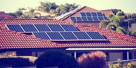 Solar Savers Information Presentation tickets