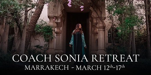 Coach Sonia Marrakech Retreat