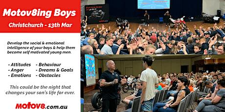 Motov8ing  Boys - Christchurch NZ tickets