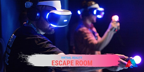 AnthroPod's Virtual Reality Escape Room  tickets
