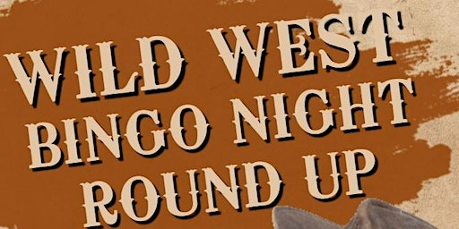 May Whitney's Wild West Bingo Night Round Up