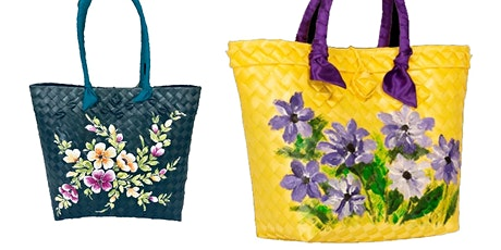 Bayong Bag Painting Workshop tickets