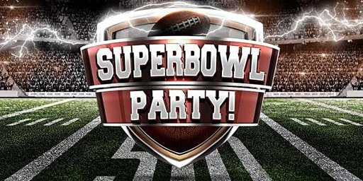 Super Bowl Party sponsored by CCVH