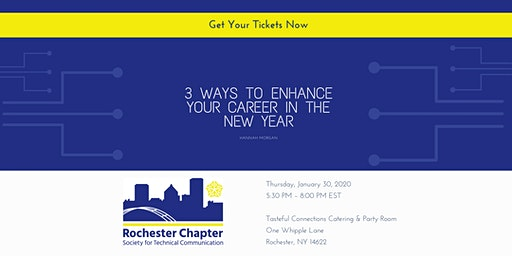 STC Rochester January Program - New Year, New You!