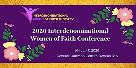 2020 Interdenominational Women of Faith Conference tickets