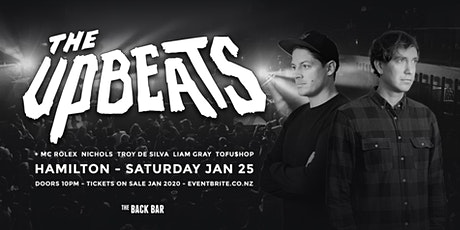 THE UPBEATS - Drum and Bass at Back Bar  tickets