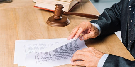 Tenancy Law: Going to Court - HALF DAY Course tickets