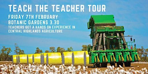 Teach the Teacher Tour