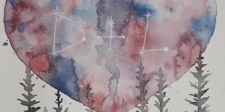 WRITTEN IN THE STARS WATERCOLOUR(GRANDE PRAIRIE) tickets