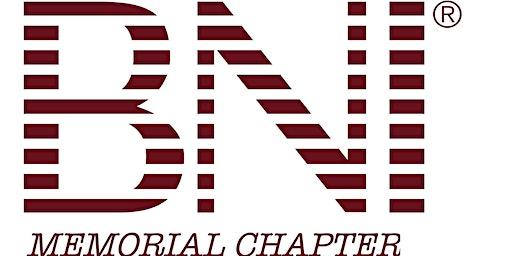 BNI Memorial | 1/29 @7AM| Speaker Shane Wells