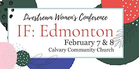 IF LOCAL: Edmonton tickets