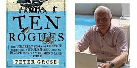 Peter Grose - TEN ROGUES tickets