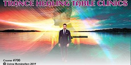 Trance Healing Clinics - Queensland! tickets