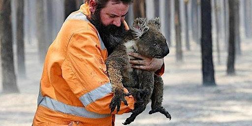 Soul Strength Pop Up Class Relief For Australia