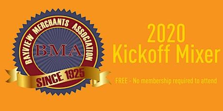 Bayview Merchants Association - 2020 Kickoff & Salsa Dance Mixer  tickets