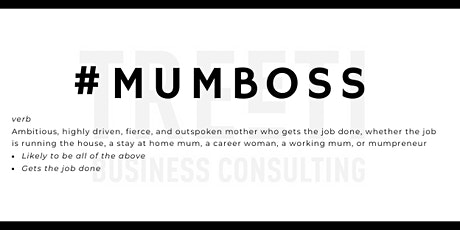 MumBOSS Morning Tea - February 2020 tickets