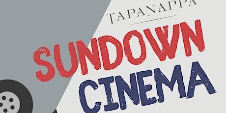 Sundown Cinema at Tapanappa tickets
