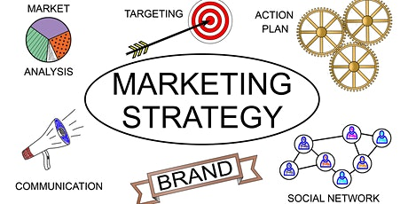 Marketing:  A Comprehensive Strategy Workshop: BRIS tickets
