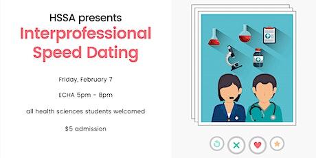 Interprofessional Speed Dating (Health Sciences)  tickets