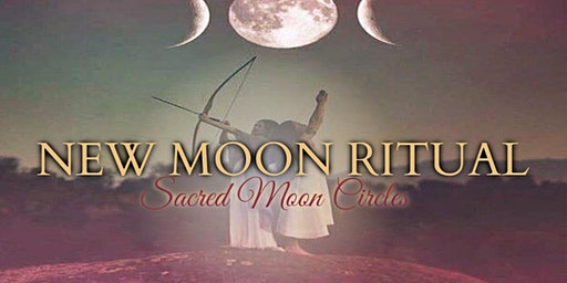 Aquarius New Moon Circle ~ Step into Purpose