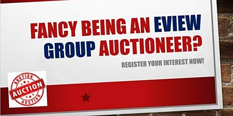 Eview Group Auctioneer Course 2020 tickets