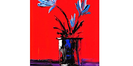 Abstract Flowers - Off Broadway Hotel tickets