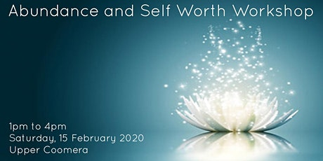 Abundance and Self Worth Workshop tickets