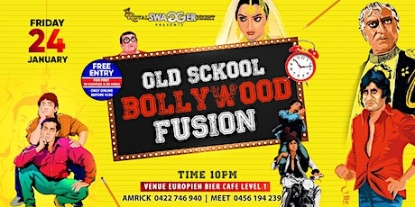 OLD SCKOOL BOLLYWOOD PARTY tickets