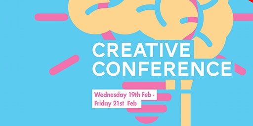 The Corner Gallery Creative Conference - Thursday 20th February