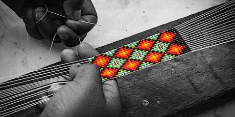 Beading Meditation Workshop- Bracelet making with a loom tickets