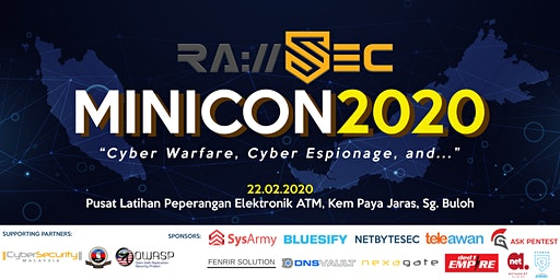rawSEC MINICON2020
